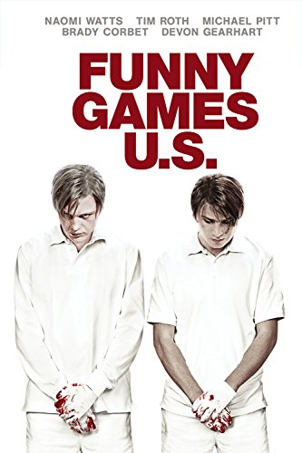 Amazon.com: Funny Games (2007): Naomi Watts, Tim Roth ...