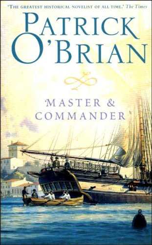 book cover of Master and Commander