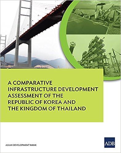 Gratis nedlasting av lydbøker i mp3 A Comparative Infrastructure Development Assessment of the Kingdom of Thailand and the Republic of Korea på norsk CHM
