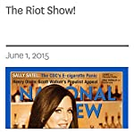 The Riot Show! | Heather Mac Donald