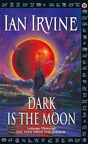 book cover of Dark is the Moon