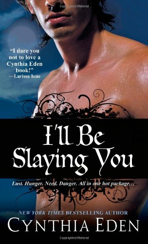 book cover of I\'ll Be Slaying You