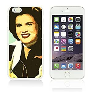 OnlineBestDigitalTM - Celebrity Star Hard Back Case for Apple iPhone 6 Plus (5.5 inch) Smartphone - Patsy Cline