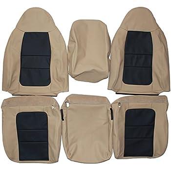 Amazon Com 2001 F250 F350 Lariat Crew Cab Genuine Leather
