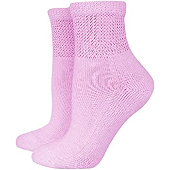 SIZE 9-11   3 to 12 Pair DIABETIC SOCKS,OVER THE CALF PHYSICIANS CHOICE