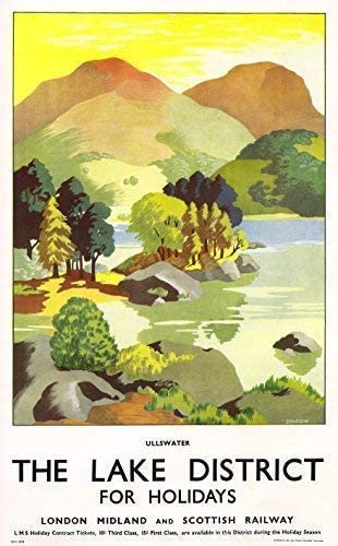 TX341 Vintage YORK Yorkshire British Railway Travel Poster Re-Print A2//A3//A4