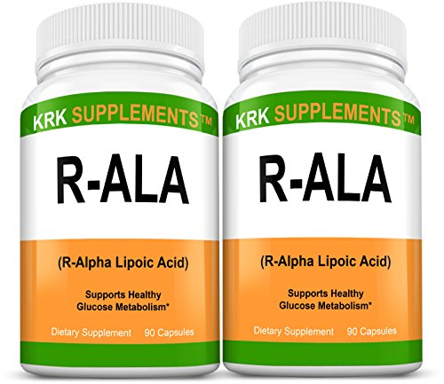 Bottles R Alpha Capsules KRK Supplements product image