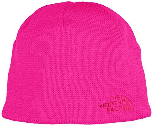 (The North Face Women's Bones Beanie, Luminous Pink One Size)