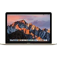 Apple MNYK2E/A Portátil MacBook 12 Retina Core M3 DC 1.2 GHz, 8 GB, 256 GB, Intel HD 515, Color Dorado