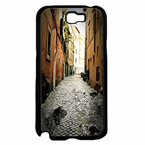 Inspirational Choose Another Path TPU RUBBER SILICONE Phone Case Back Cover Samsung Galaxy Note II 2 N7100