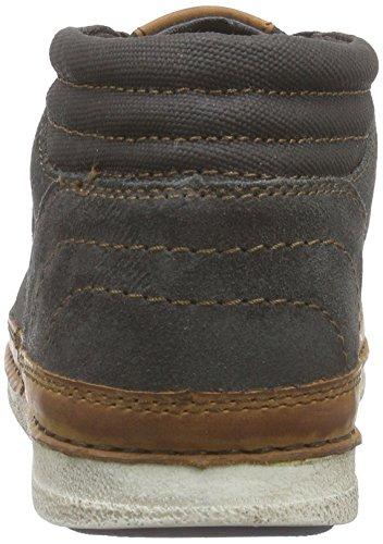 Bugatti F993231 Herren Sneakers Grau (jeans / natur 456)