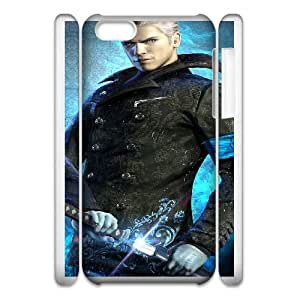 DmC Devil May Cry iphone 5c Cell Phone Case 3D Tribute gift pxr006-3918102