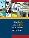 img - for The Legal Environment of Business (Higher Education Coursebook) book / textbook / text book