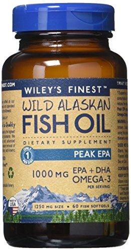 WILEYS FINEST Peak Epa, 60 Count