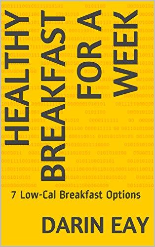 Healthy Breakfast for a Week: 7 Low-Cal Breakfast Options