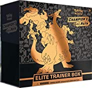 Pokemon TCG: Champion's Path Elite Trainer Box, Multic