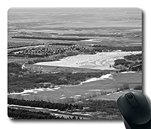 Floodplain Zones Cool Comfortable Gaming Mouse Pad