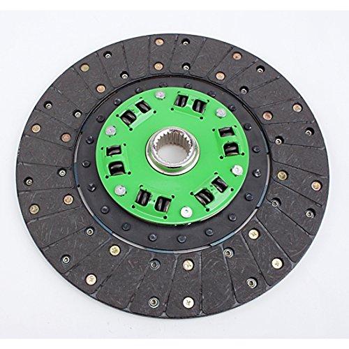 10-1/2 In Organic Clutch Disc, Sprung Hub, 1-5/32In 26-spline