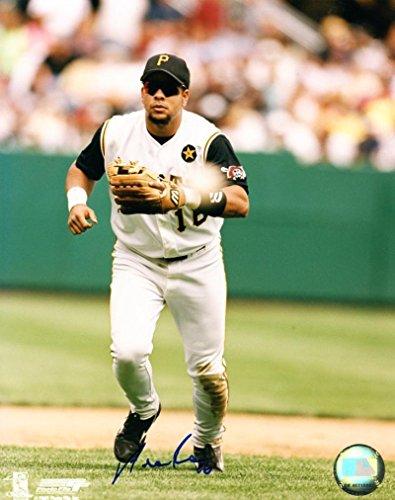 Aramis Ramirez Signed Photo - Running 8x10 W coa - Autographed MLB Photos