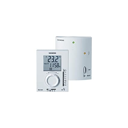 Siemens rdj10rf/set-gb termostato (s57758f)