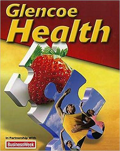 glencoe health student activity workbook answer key chapter 18