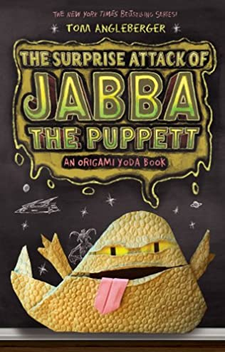 book cover of The Surprise Attack of Jabba the Puppett