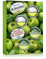 Donna Karan Be delicious & Be desired for Women (Pack of 4)