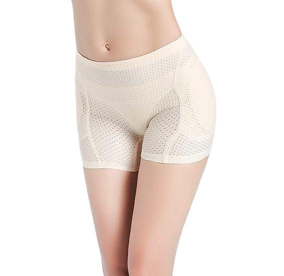LUBITY Femme Massant Cellulite Gainant Shorty en Anti ywPvm08nNO