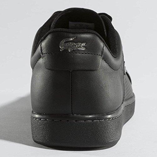Noir Spm006102h Baskets Evo Noir Carnaby 001 Homme Lacoste ZxzYU7wnU