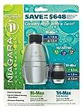 Niagara Bi-max Showerhead & Tri-max Sink Aerator