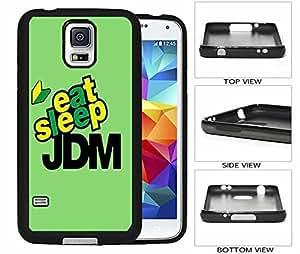 Eat Sleep JDM Colorful (No Hand) Galaxy S5 Rubber (TPU) Back Case