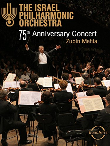 Israel Philharmonic Orchestra: The 75th Anniversary (No ()