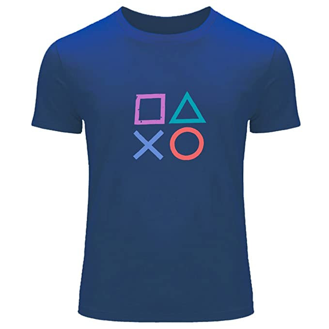 Playstation vintage Icon stampato per bambini e bambine t-shirt tee ...