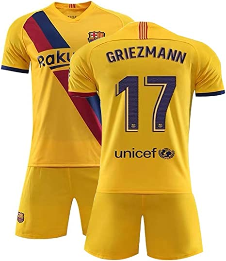NO BRAND 19/20 Temporada De Barcelona Camiseta De Fútbol De ...