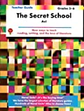 The Secret School Teacher Guide, Novel Units, Inc., 1561376876