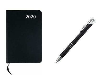 Agenda de bolsillo 2020 (A7, cubierta de poliuretano ...