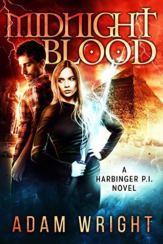 Midnight Blood (Harbinger P.I. Book 6)