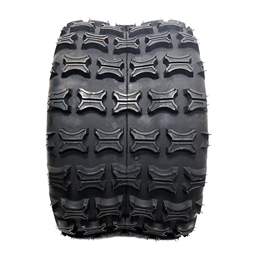 SET OF TWO Tubeless Type Tires Trail