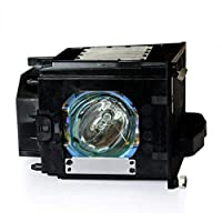 Ahlights 915P049010 Replacement Lamp with Housing For Mitsubishi TV