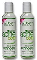 Alba Botanica Natural Acnedote Deep Clean Astringent, 6 Ounce by Alba Botanica