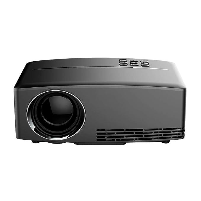 LISHUANG GP80 1800LM 1920 * 1080 HD Proyector LED de Cine en casa ...