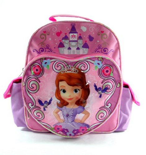 Price comparison product image Mini Backpack - Disney - Sofia the First - Little Princess