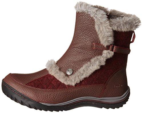 Jambu Women's Eskimo Snow Boot, Burgundy, 7.5 M US by Jambu (Image #5)