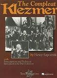 Compleat Klezmer Book CD, Hal Leonard Corp., 1458422003