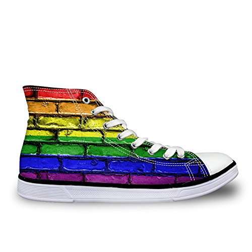 Coloranimal Caña 6 para Mujer Rainbow Color de Alta aawvqgA