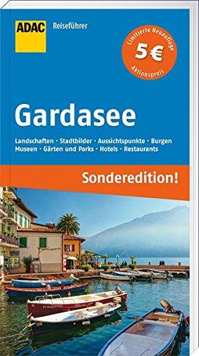 ADAC Reiseführer Gardasee (Sonderedition): Verona Brescia Trento