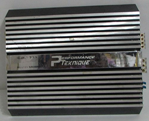 (Performance Teknique ICBM-771 2 Channel Amplifier 500W MAX [Electronics])