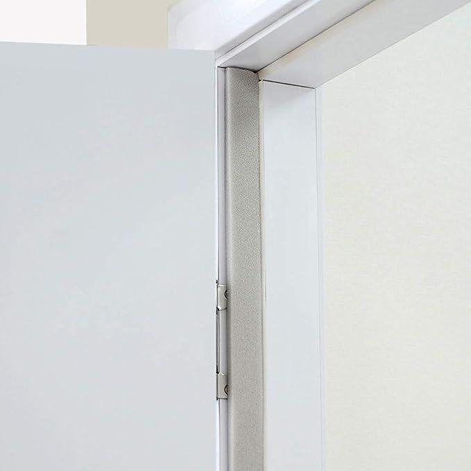 Cinta de espuma Hellofishly con celda cerrada, para aislar puertas y ventanas, tira adhesiva de espuma, cinta adhesiva con aislante de ruido, rollo de cinta: Amazon.es: Bricolaje y herramientas