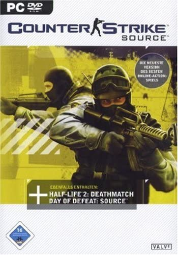 Counter-Strike: Source (inkl. Day of Defeat: Source und Half ...