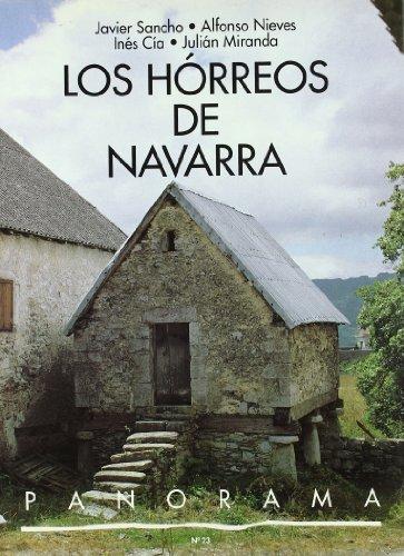 Descargar Libro Horreos De Navarra, Los Javier Sancho